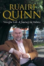 Ruairi Quinn - Straight Left